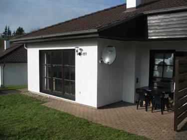 bungalow met sauna in Frankenau / Sauerland