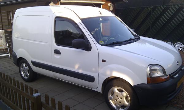 Renault Kangoo1.9 DTI