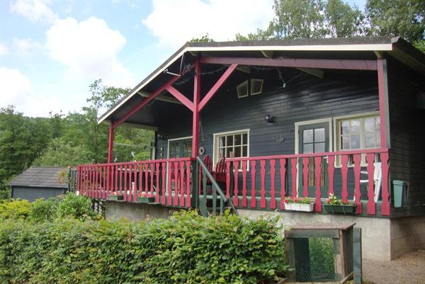 Chalet voor vakantie in Maboge-la-Roche-Ardennen