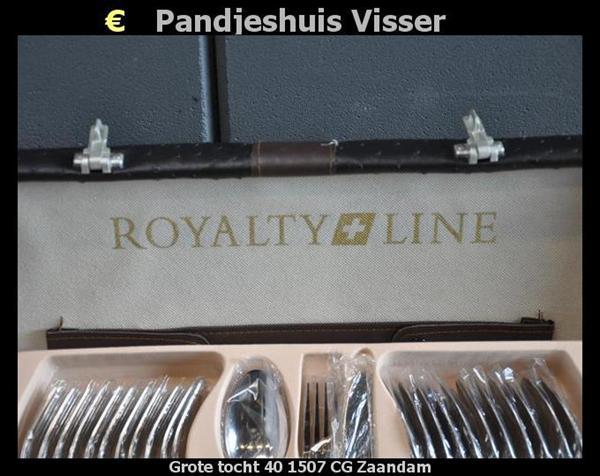 Royaltine Line Bestekset