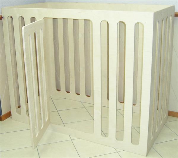 Box, bed voor kind met beperking