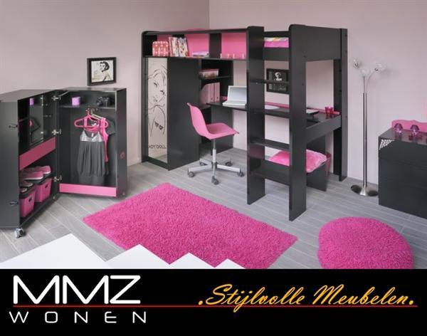 complete slaapkamer zwart ~ lactate for ., Deco ideeën