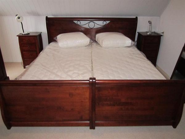 complete 2 persoons senioren slaapkamer