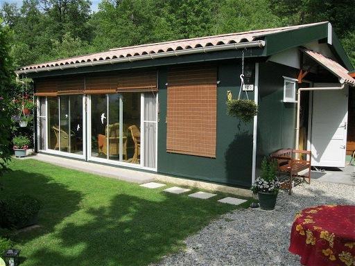 Stacaravan voor 6 personen te huur in de Ardèche