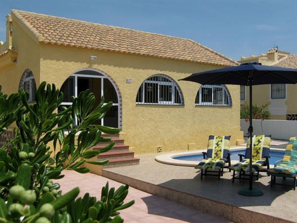 8-persoons vakantiewoning - Mazarron- Costa Calida