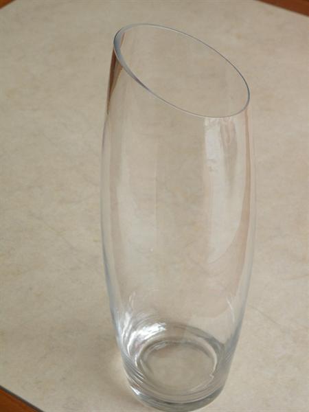 Vaas, apart model, glas.