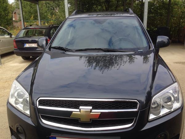 Captiva 4x4 Chevrolet terreinwagen