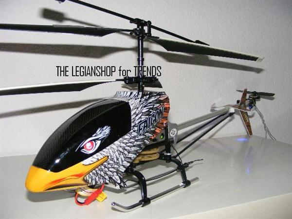 SUPER EAGLE rc Helicopter XL uitvoering / GRATIS *