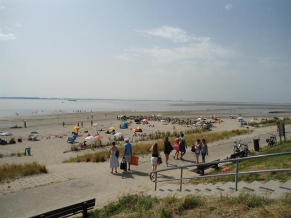 50m.vh strand nette+gezellige 4p.bungalow
