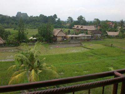 Studio appartement penthouse in hartje Ubud Bali