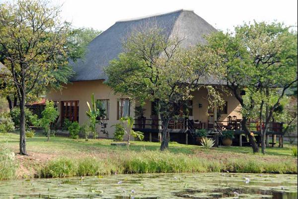 vakantiehuis WILD OLIVE bij Krugerpark Zuid Afrika