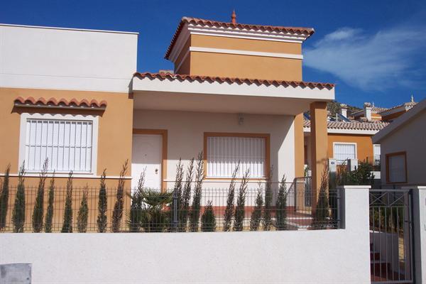 Vakantiewoning te huur aan de Costa Blanca, Spanje