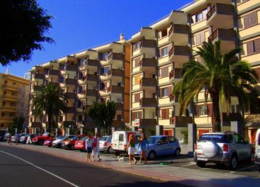 Appartementen met zeezicht op Gran Canaria