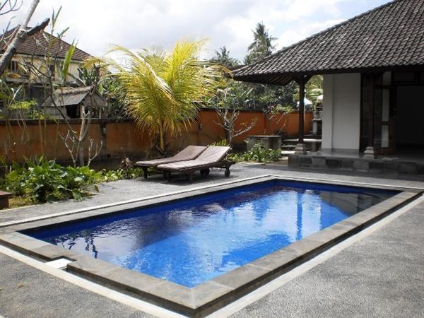 Villa te huur in Ubud Bali