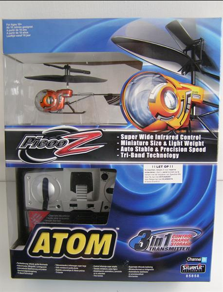 Helikopter mini
