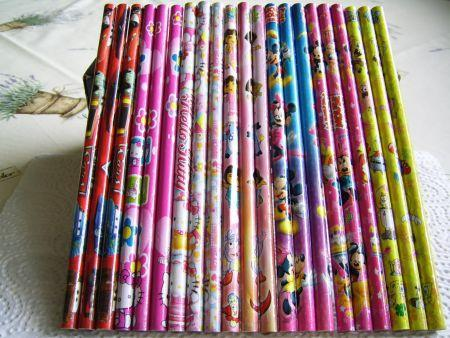 Mooie nieuwe Hello Kitty en Disney potloden.