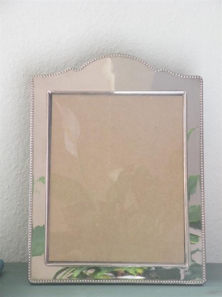Fotolijst, 24,5 x 33 cm.