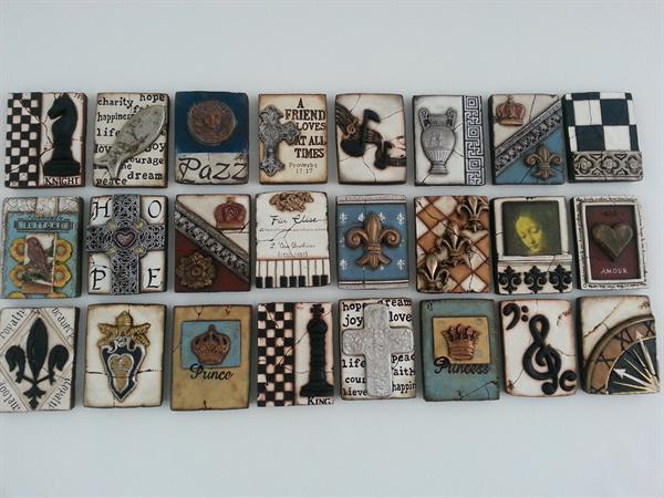 Grote keuze Disenyo wand decoratie tegels, 16,00