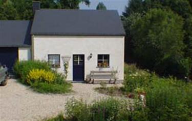 Vakantiehuis met tuin van 7 ha en visvijver!