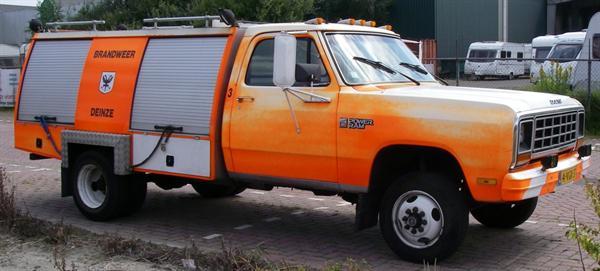 Dodge W350 4x4 oldtimer