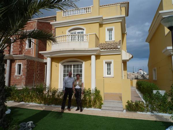 Vakantiewoning  in het gezellige La Marina.