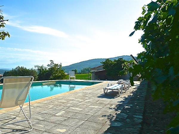 Landhuis met zwembad in de Luberon/PROVENCE
