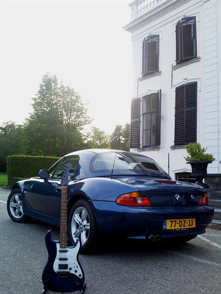 BMW Widebody Z3 (nazomer aanbieding) met HardTop