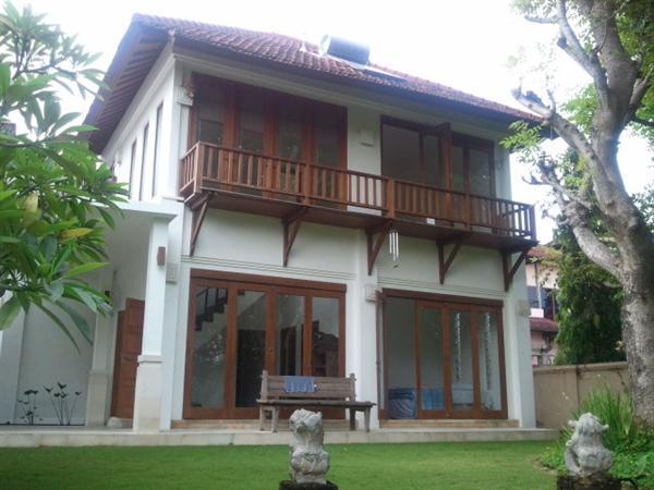 Rustig gelegen villa in Bali / Sanur te huur