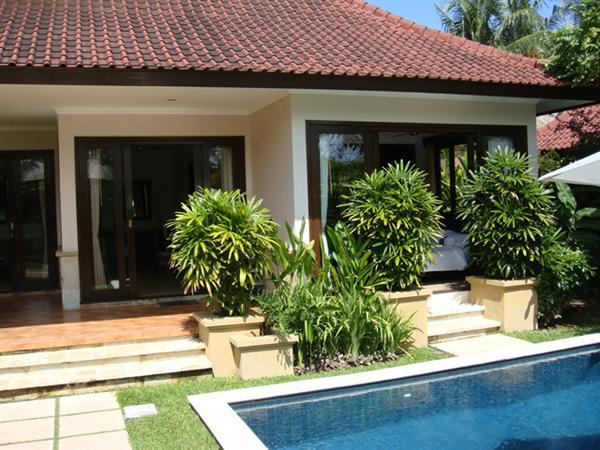 Vakantie-woning te huur in Sanur, Bali