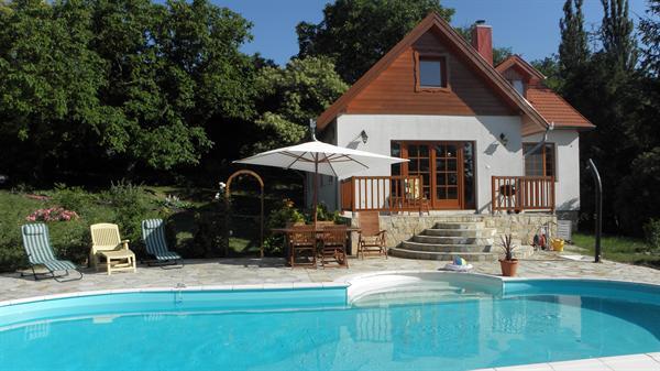Luxe vakantievilla's met zwembad en sauna