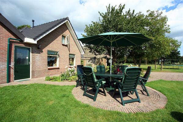 Vernieuwd vakantiehuis met finse sauna op Veluwe