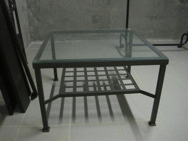 Glazen Tafel Ikea : Ikea salontafel glas